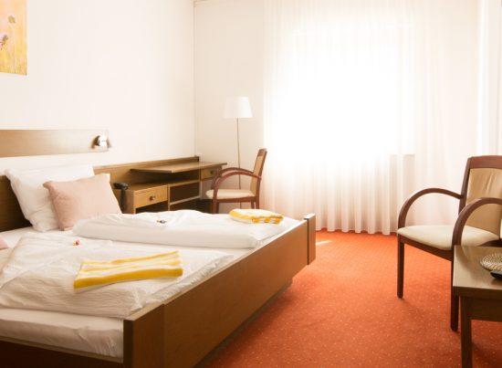 Doppelzimmer - Pension Sankt Urban